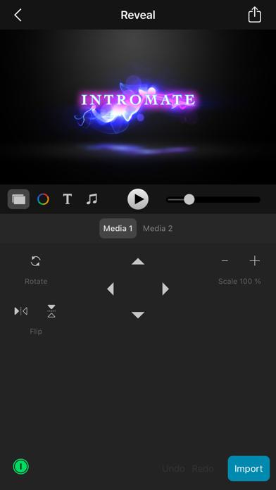 Скриншот №3 к IntroMate - Intro Maker for YT