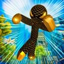 Stickman Spider Rope Hero 3D