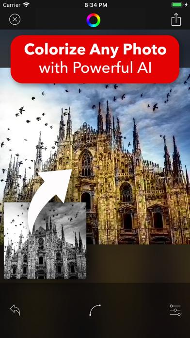 Deep Color - AIを利用した自動カラーのおすすめ画像2