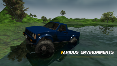 Real Offroad Simulator 3Dのおすすめ画像1