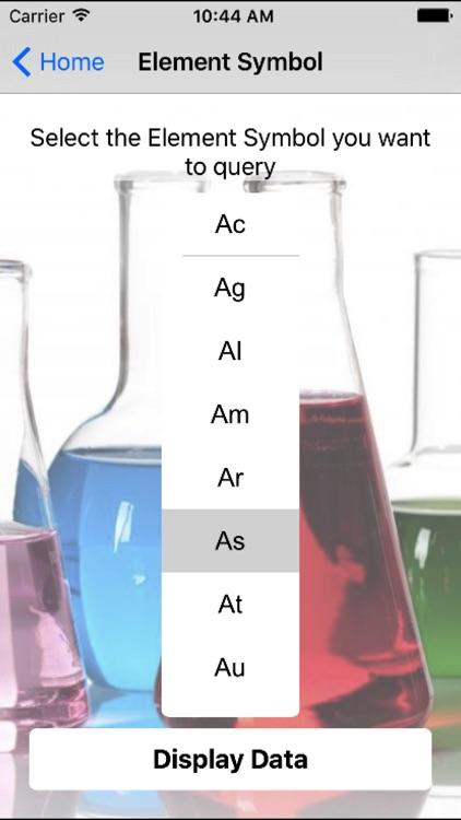 Elements Finder screenshot-3