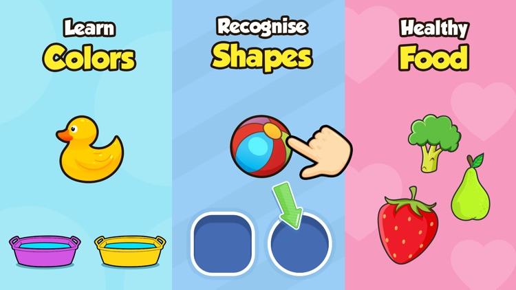 Baby Games for Preschool Kids