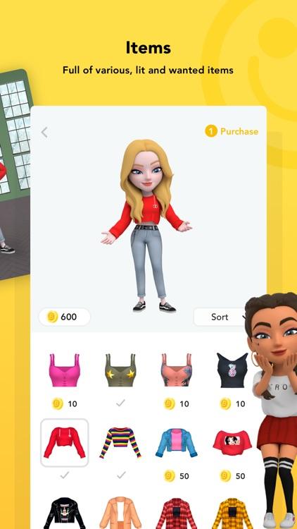 Boo - 3D Avatar & AR Chat screenshot-4