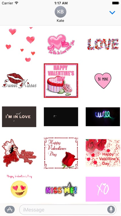 Animated Valentines Day Gif
