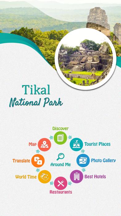 Tikal National Park screenshot 2