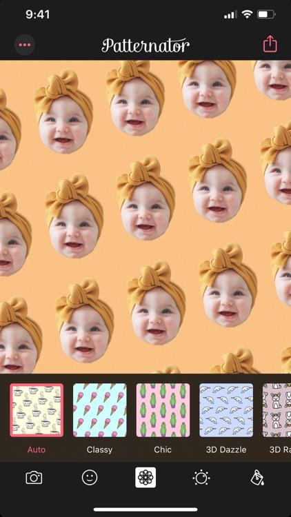 Patternator Video Wallpapers