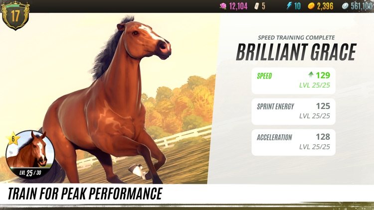 Rival Stars Horse Racing screenshot-3
