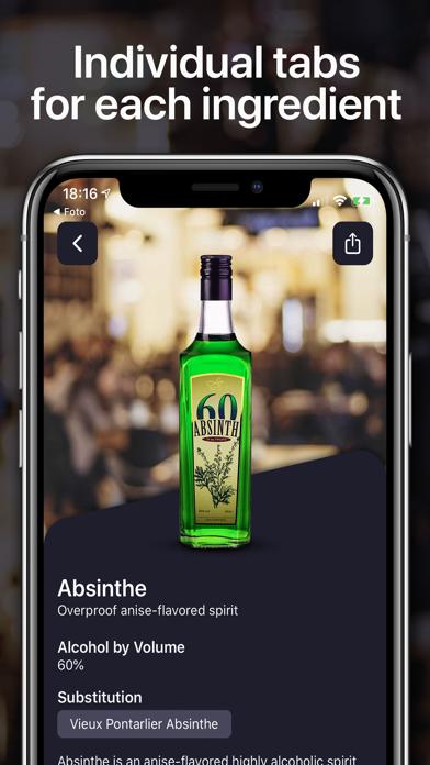 Cocktails For Real Bartender Screenshot