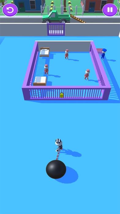 Prison Wreck: Destroy & Escape screenshot 2