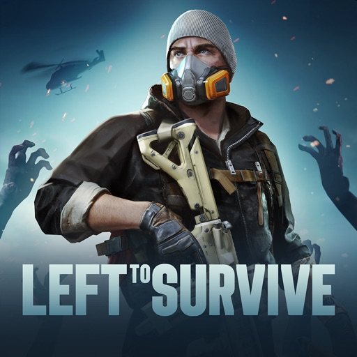 Left to Survive: Zombie Game