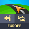 Sygic a. s. - Sygic Europe - GPS Navigation Grafik