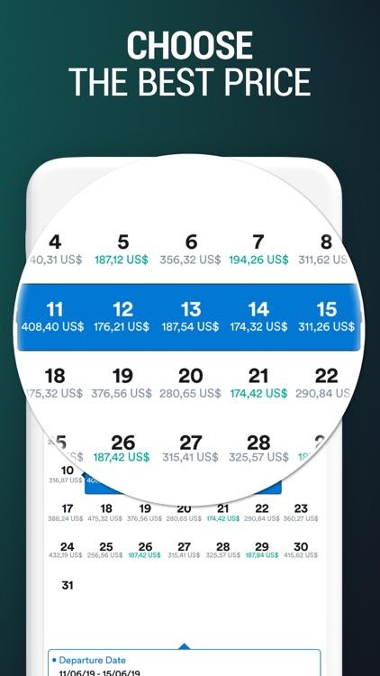 Kiwi.com: Cheap Flight Tickets screenshot-4