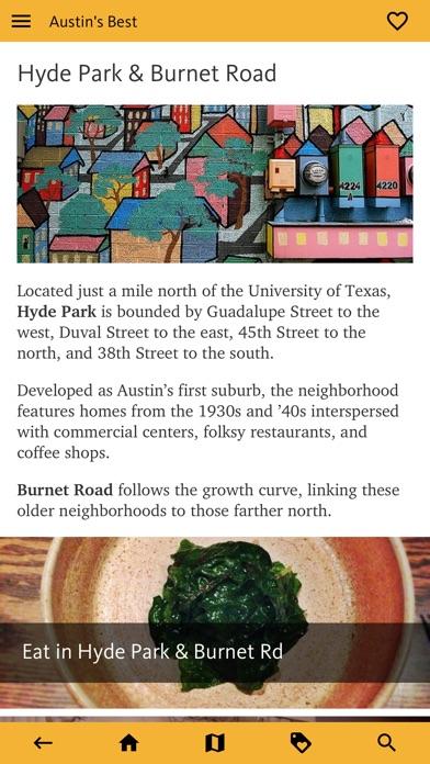 Austin's Best: TX Travel Guide screenshot 6