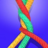 Draw Rope 3D -The Color Tangle