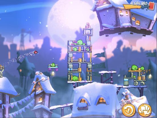 Angry Birds 2 на iPad