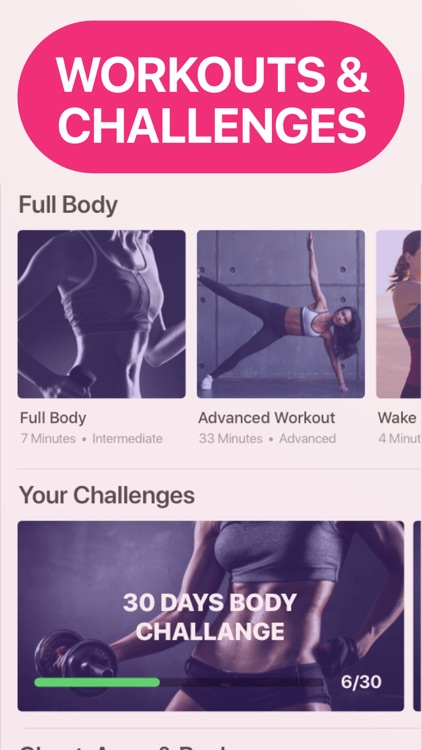 EYL - Full Body Workout Plans screenshot-5