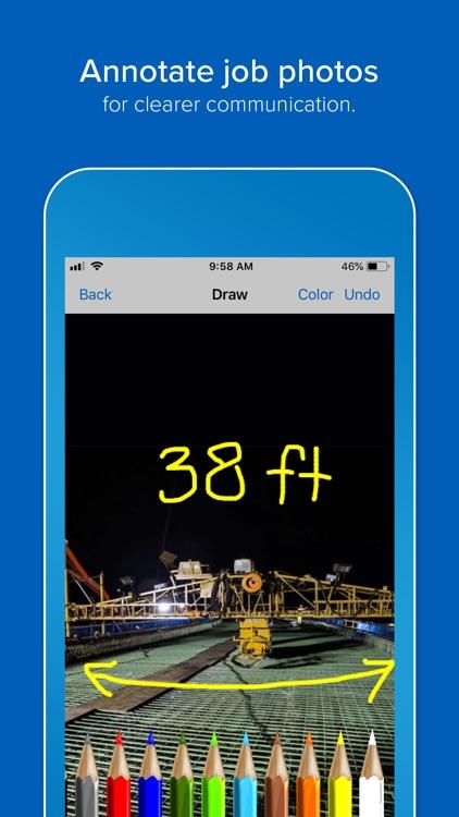 HCSS Field: Time cards & more screenshot-3