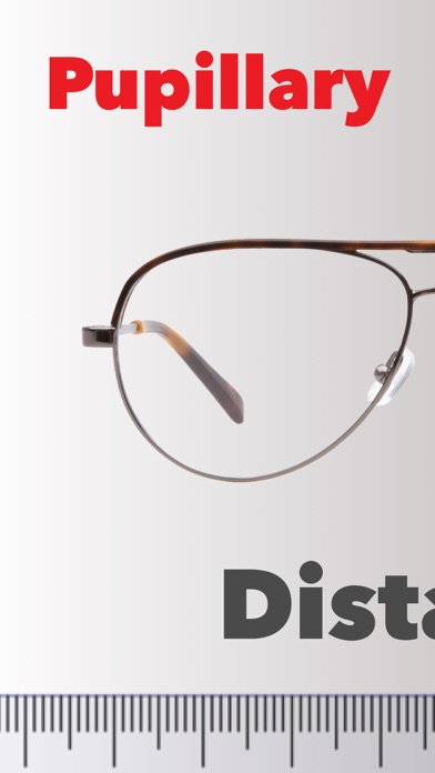 Pupillary Distance Measureのおすすめ画像1