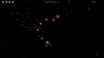 Just a small Spaceshooter app image