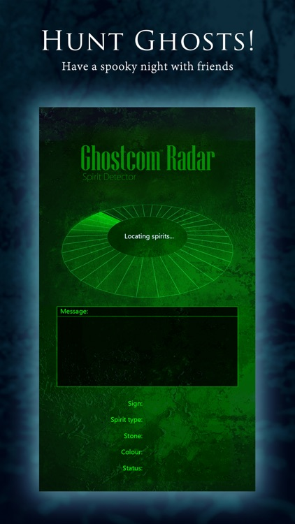 Ghostcom Radar Pro screenshot-0