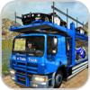 Hoang Thi Khich - Mr Transport Truck Car  artwork