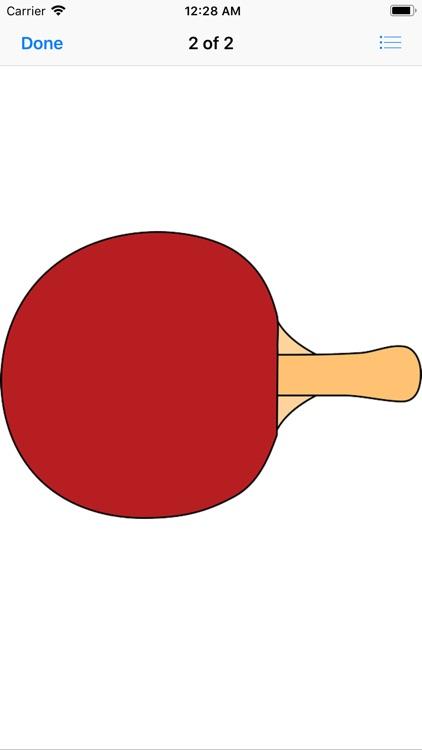 Play Ping Pong Stickers screenshot-6