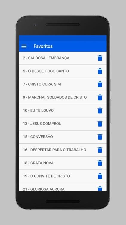Harpa Cristã Hinos Pro screenshot-5