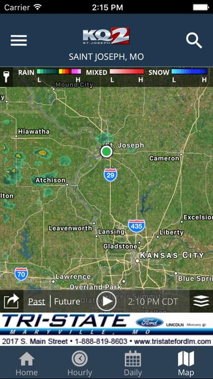 KQ2 Weather Authority screenshot-3