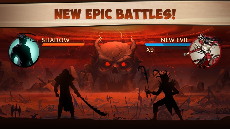 Shadow Fight 2 screenshot-0