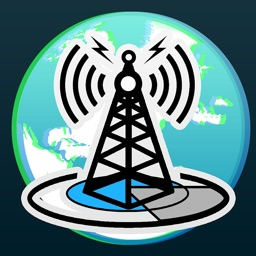 Cell Phone Towers World Map