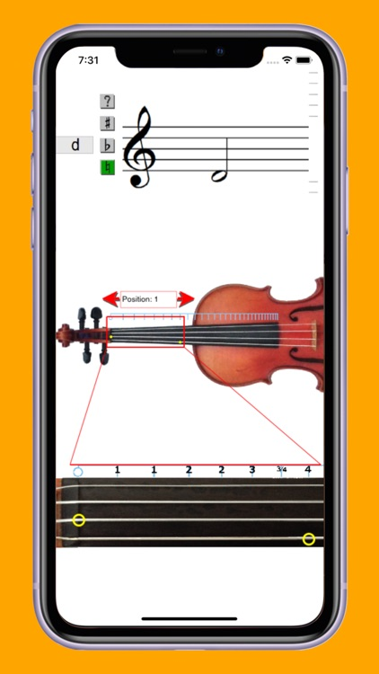 Violin Note Finder screenshot-7