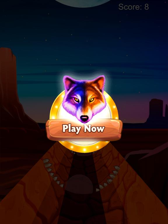 Wolf Gold Dream HD screenshot 6