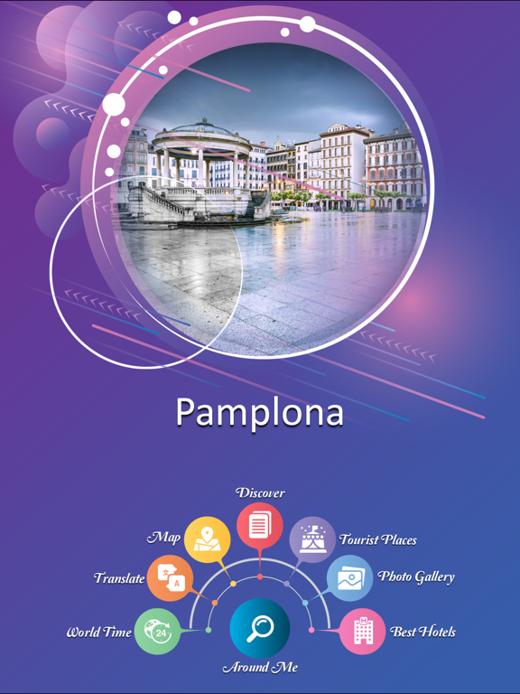 Visit Pamplona screenshot 7