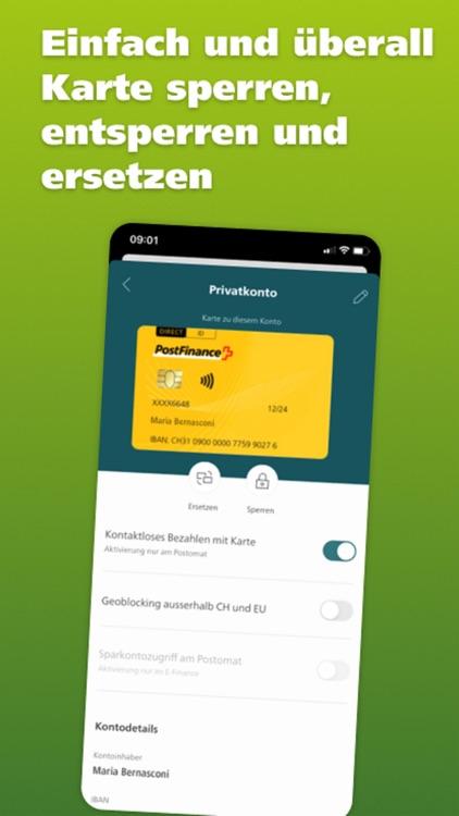 PostFinance App screenshot-7
