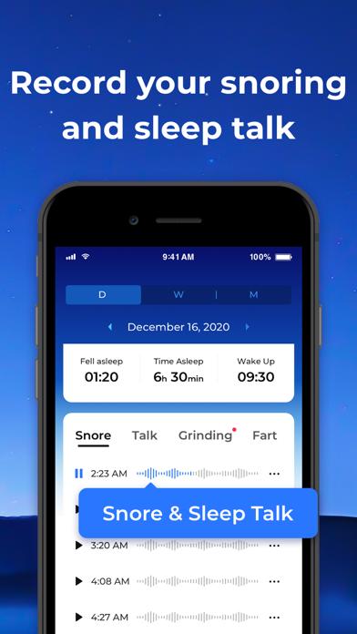 ShutEye: Sleep Tracker, Soundsのおすすめ画像5