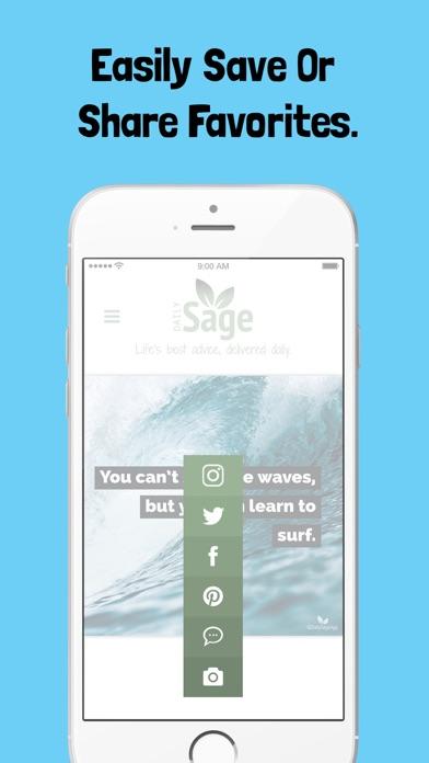 Daily SageScreenshot von 3