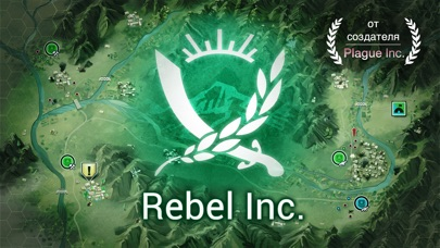 Screenshot for Rebel Inc. in Russian Federation App Store