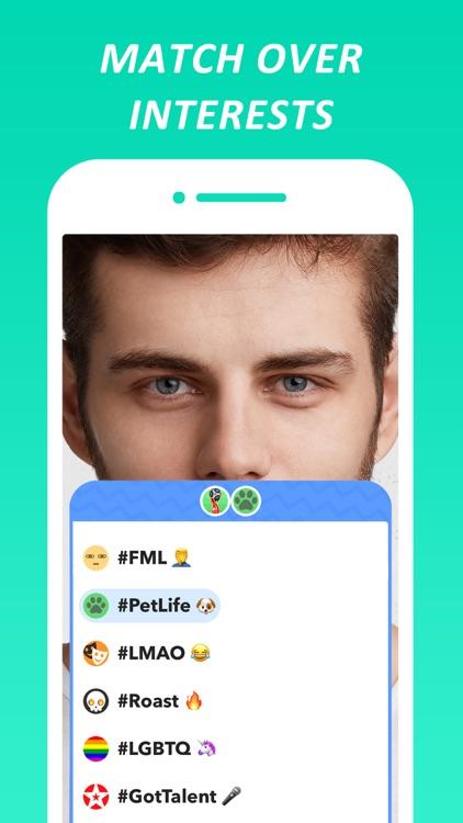 HOLLA: live video chat&dating screenshot-4