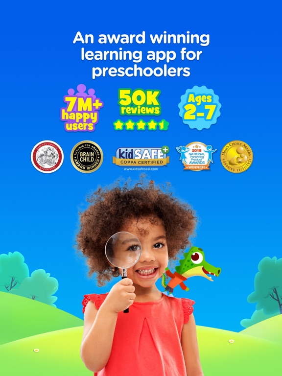 iPad Image of Kiddopia - ABC Toddler Games