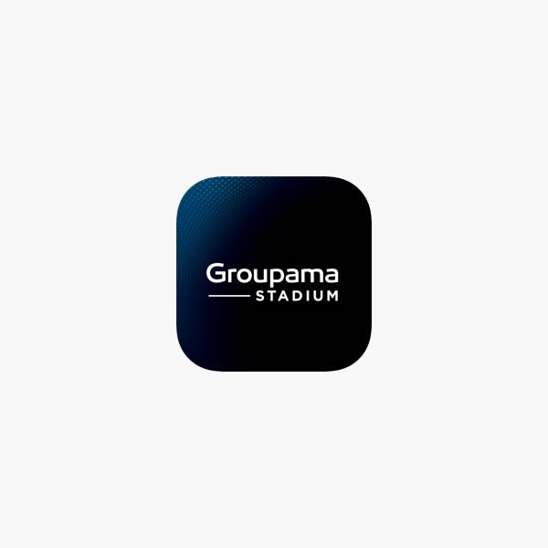 Groupama Stadium Dans LApp Store