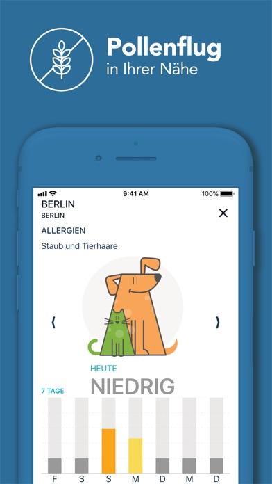 Screenshot for AccuWeather: Wetter Tracker in Austria App Store