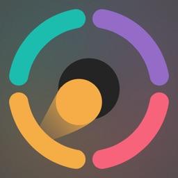 Color Circle: Ball Shoot