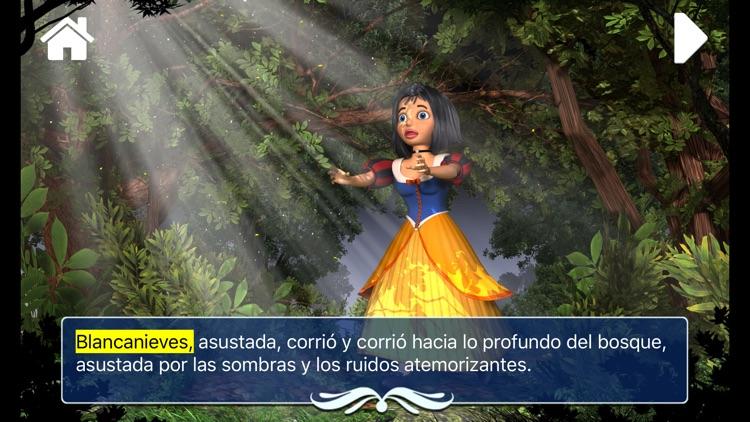 SnowWhite - Book & Games screenshot-9