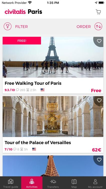 Paris Guide Civitatis.com