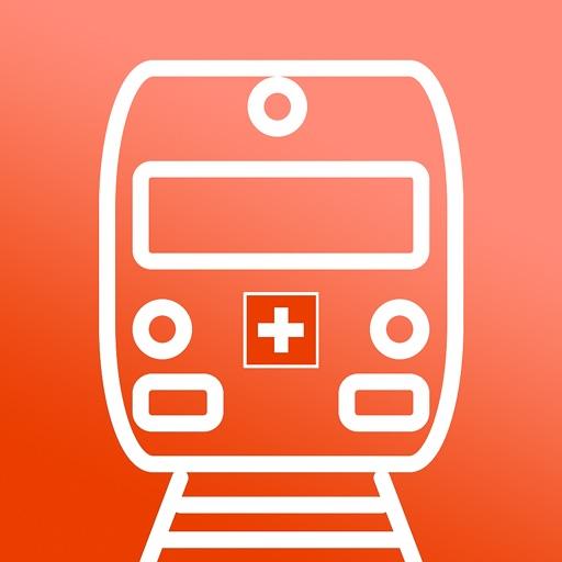 Swiss Trainbook icon