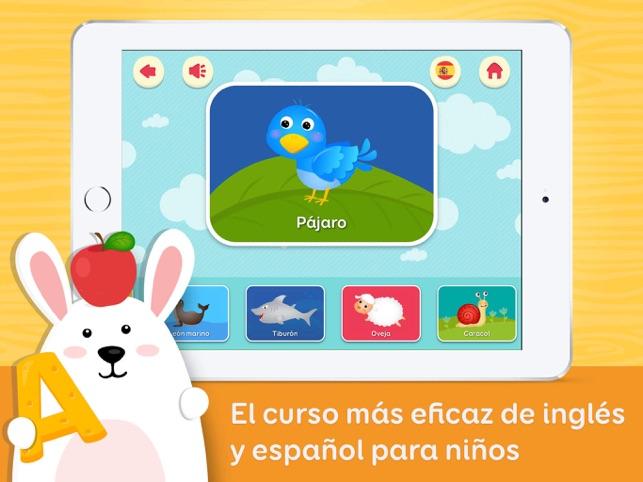 Spanish & English for Kids