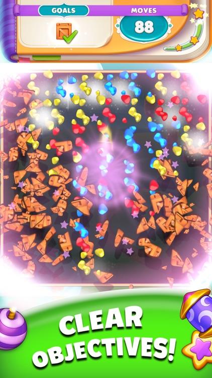 Cartoon Crush Pop Block Puzzle screenshot-5