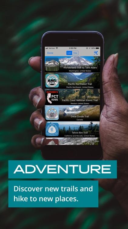 Guthook Guides: Hike Offline