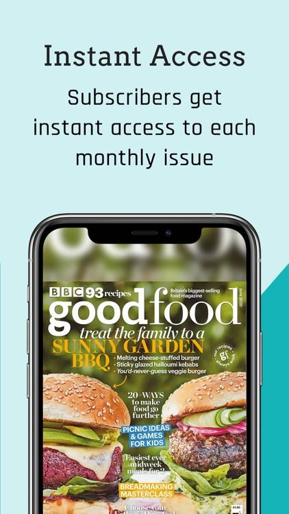 BBC Good Food Magazine screenshot-7