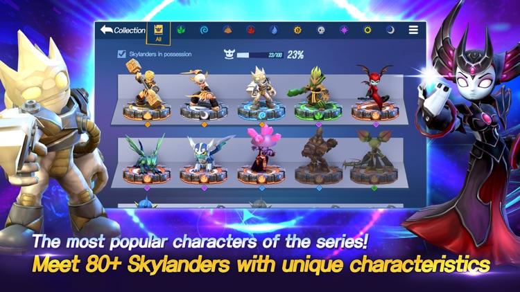 Skylanders™ Ring of Heroes screenshot-0